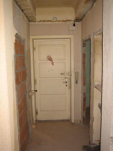 Ristrutturazione appartamento Trieste 2o